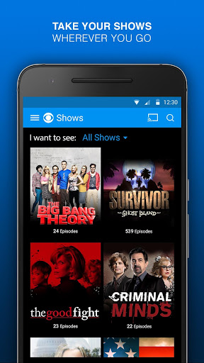 CBS - Full Episodes & Live TV  screenshots 3