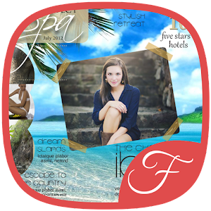 Photo Magazine Frame World apk