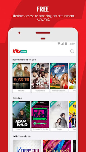 iflix 3.11.1-13640 screenshots 2