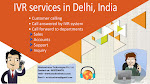 Interactive voice response (IVR) in Delhi, India