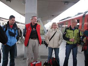 Photo: zbor v Ljubljani