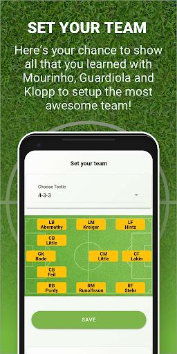 Soccer Sim  captures d'écran 2