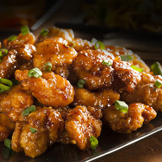 6-Ingredient Orange Chicken.