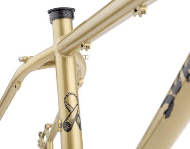 Surly Karate Monkey Frameset - Fool's Gold alternate image 2