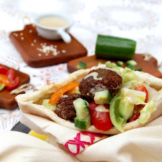 Falafel…A New Meatless Meal