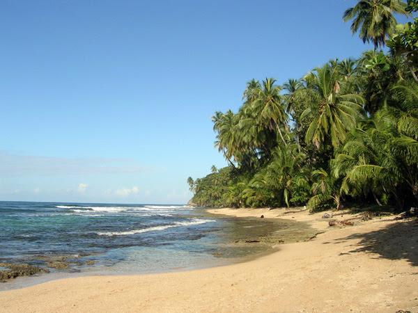 Карибское побережье Коста Рики