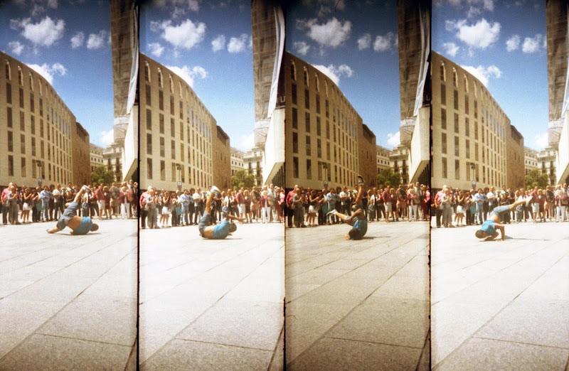 Dancing on the street.. di alegio89