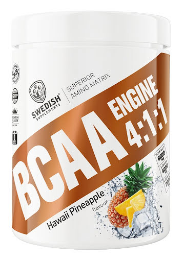 BCAA Engine 4:1:1 - Hawaii Pineapple 400g