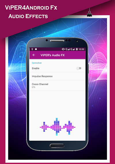ViPER4android Fx- Audio Equalizer APK Download - Apkindo co id