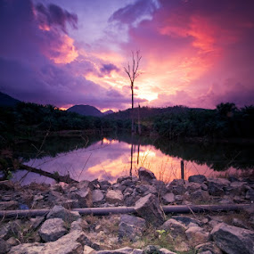 High and Dry by Johari Nasib - Landscapes Sunsets & Sunrises