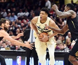 Topper tussen Brooklyn Nets en Milwaukee Bucks in de NBA, ook Phoenix Suns en LA Clippers komen in actie