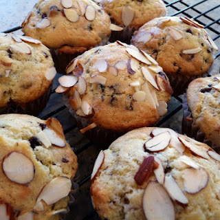 Cherry Almond Muffins Recipes