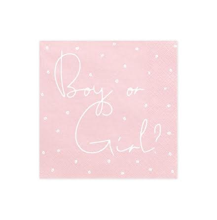 Servetter - Boy or Girl