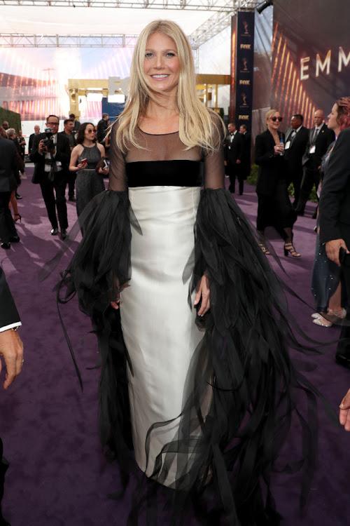 Gwyneth Paltrow at the 2019 Emmy Awards.