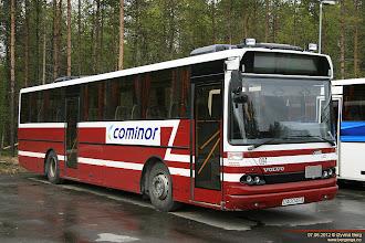 Photo: #2094: UA 20464 hos Cominor på Buktamoen, 07.06.2012.