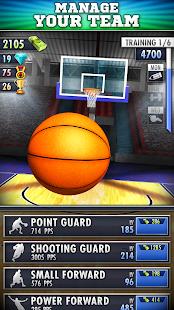 Basketball Clicker - náhled