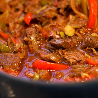 Cuban Shredded Beef, Ropa Vieja