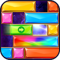 Jewel Sliding™ - Falling Puzzle, Slide Puzzle Game icon