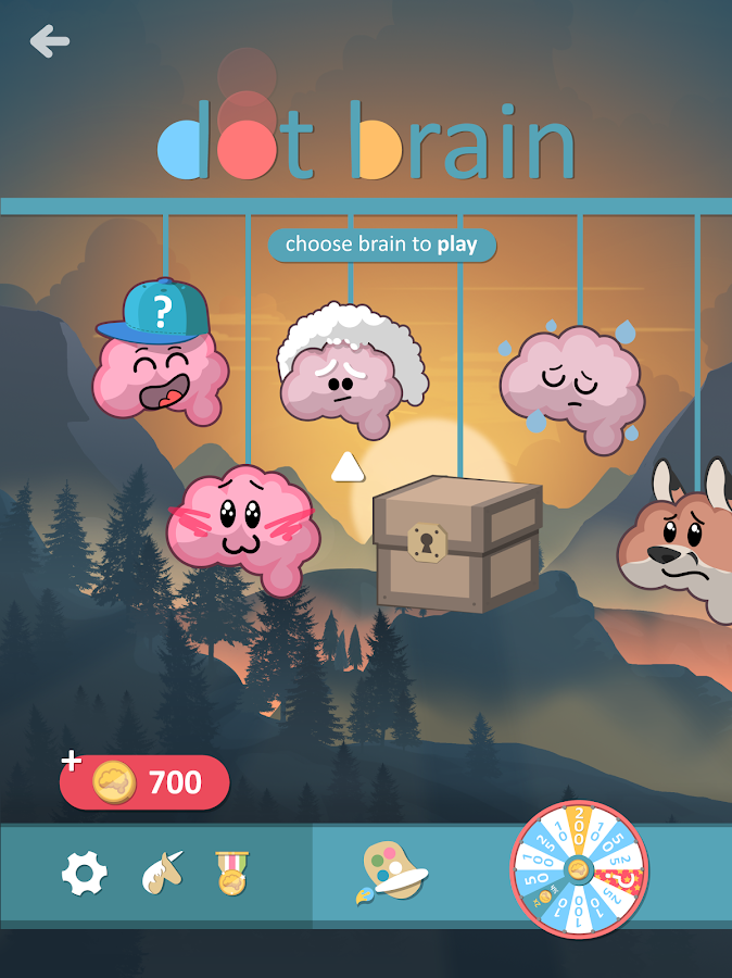 Dot Brain- screenshot