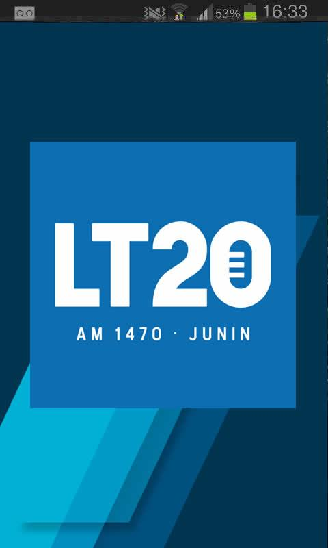 RADIO JUNIN LT20- screenshot