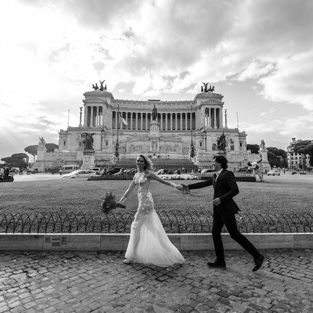 Fotografo di matrimoni Paolo Palmieri (palmieri). Foto del 08.11.2018