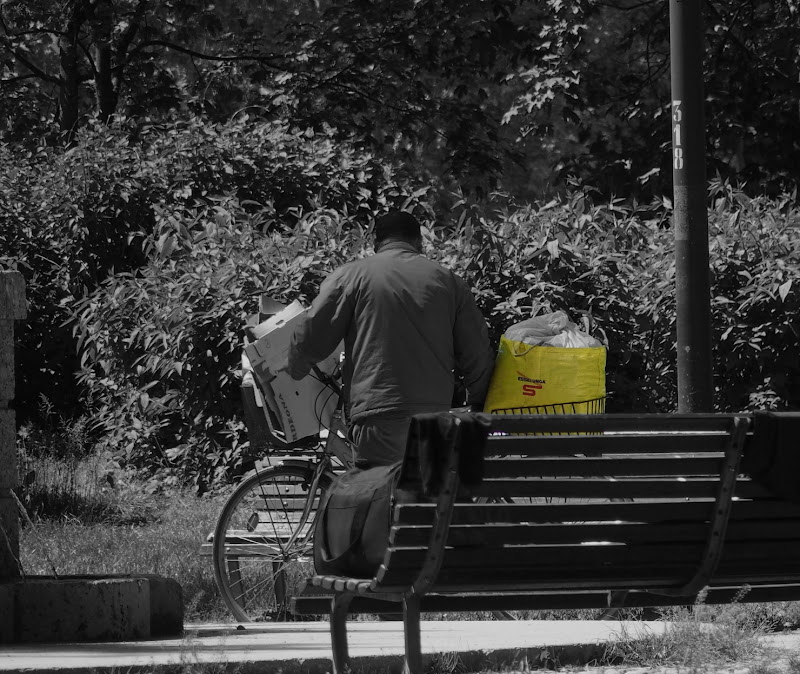 """La spesa """"gialla""""  di GiuseppeA"""