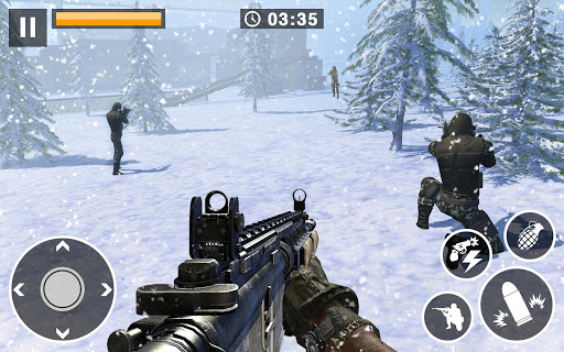 Call for War - Winter survival Snipers Battle WW2 2.0 androidappsheaven.com 5