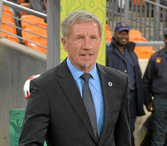 New Bafana coach Stuart Baxter. Picture:GALLO IMAGES