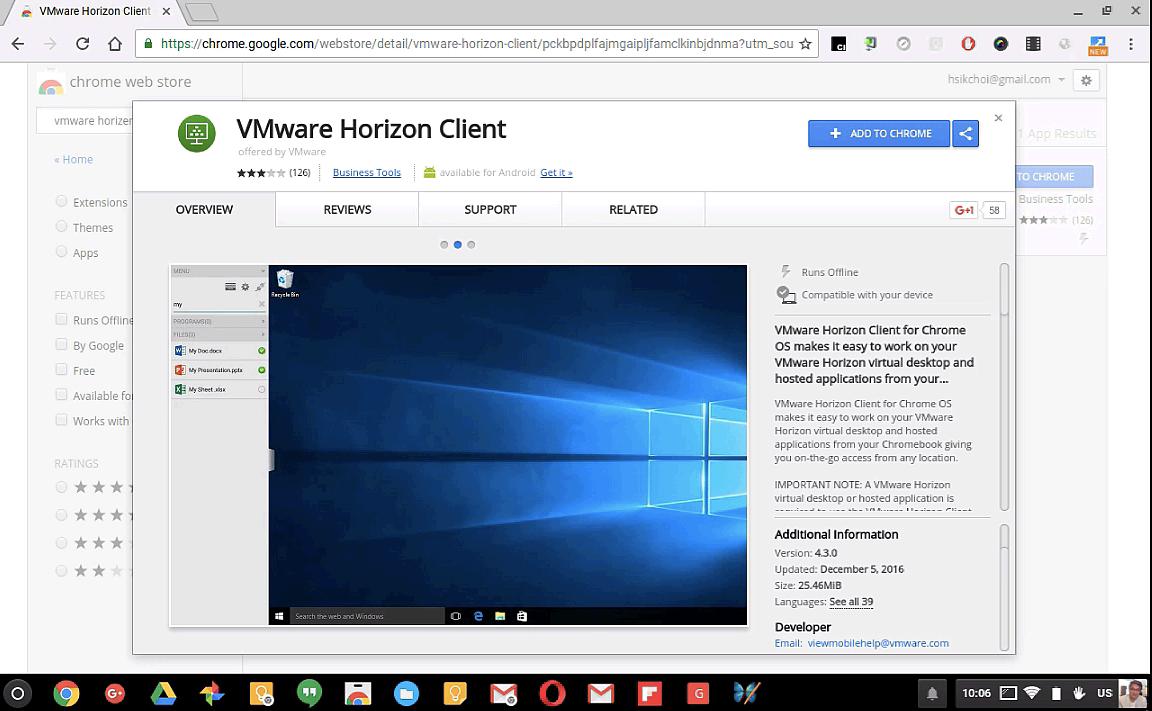 G Suite/Chromebook Blog: VDI and Remote Desktop Solutions