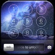 PIN Code Lockscreen Keypad