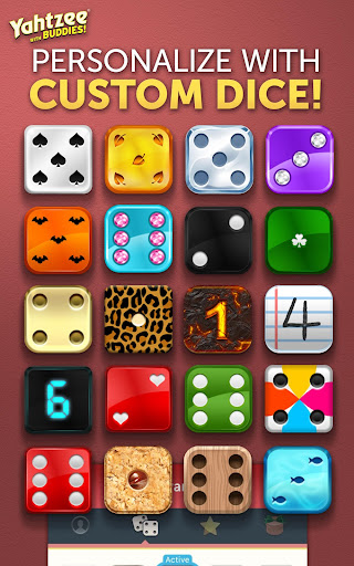 YAHTZEE® With Buddies - Dice! screenshot 10