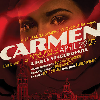In review: the Mississauga Symphony presents Carmen