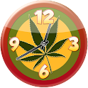 Weed Clock Widget icon