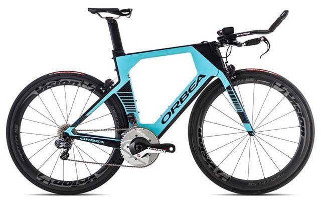 bicicleta triatlón orbea 2016