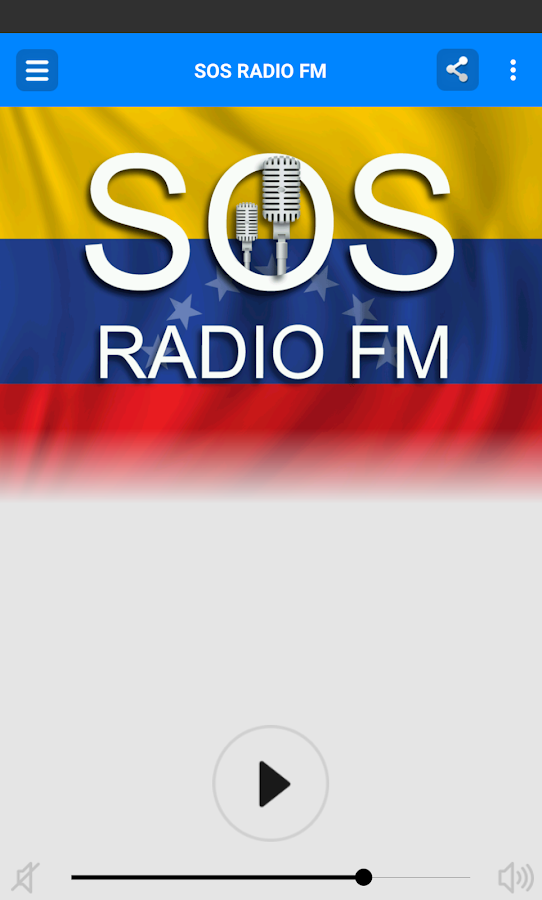 SOS RADIO FM- screenshot
