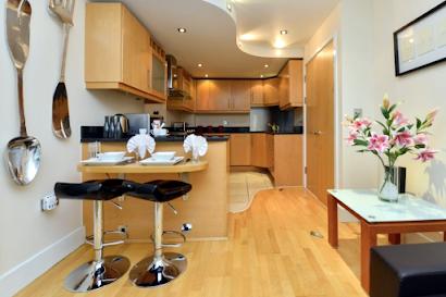 Canary Wharf Luxury Apartments