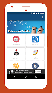 Emisoras de Medellin - náhled