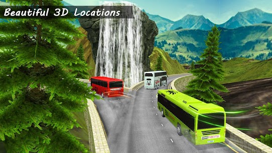 Bus Racing : Coach Bus Simulator 2020 6