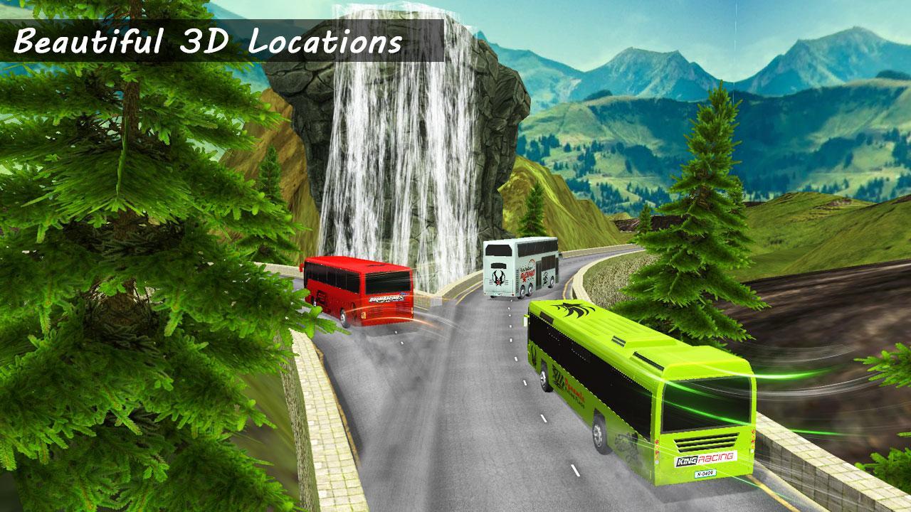 Bus Racing 2018 Mod Apk (Unlimited Money/Mod) 6