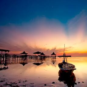 by Eko Sumartopo - Landscapes Sunsets & Sunrises