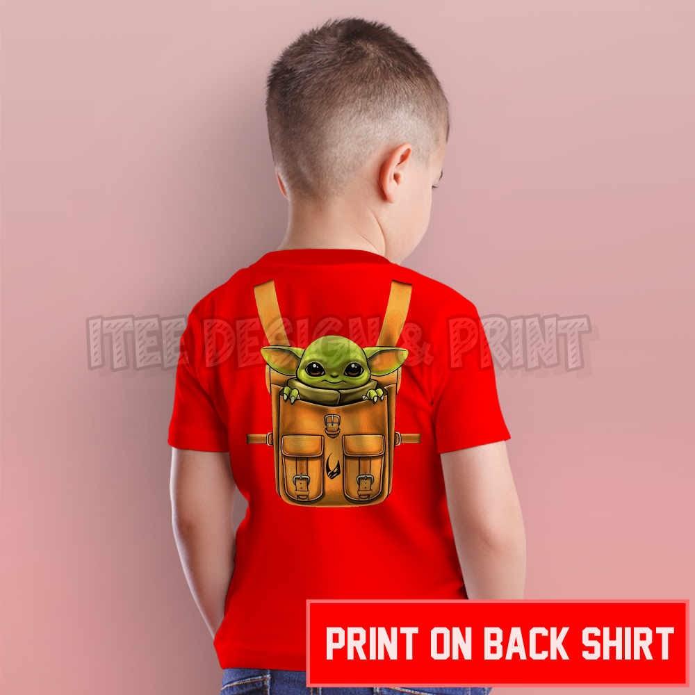 Yoda Star War Backpack 16