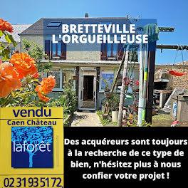 maison à Bretteville-l'Orgueilleuse (14)