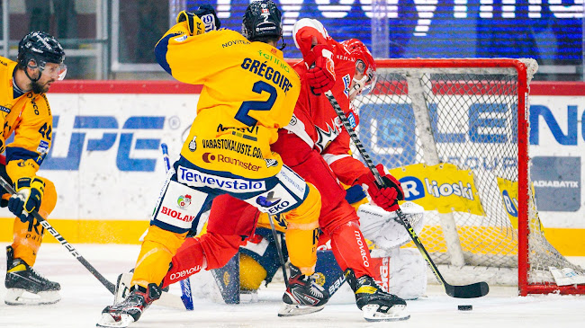 Sport hallitsi keskiviikon kotiottelua ja otti ansaitun voiton 4-0 lukemin. (Kuva: Samppa Toivonen)