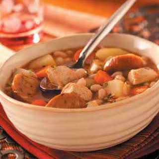 Basque Vegetable Soup.