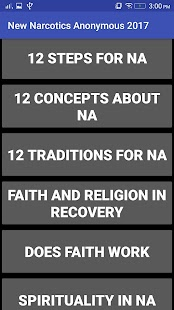 Narcotics Anonymous Faith & Religion - náhled