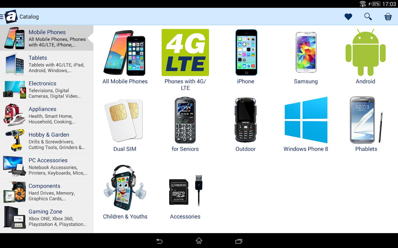 Alzashop.com - screenshot