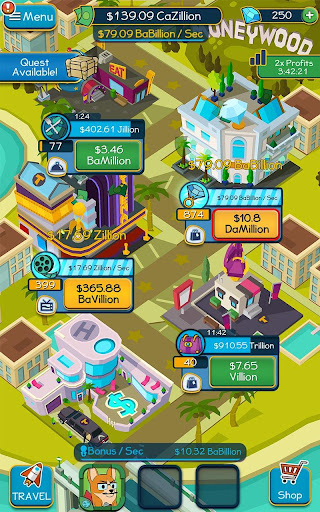 Taps to Riches  screenshots 21