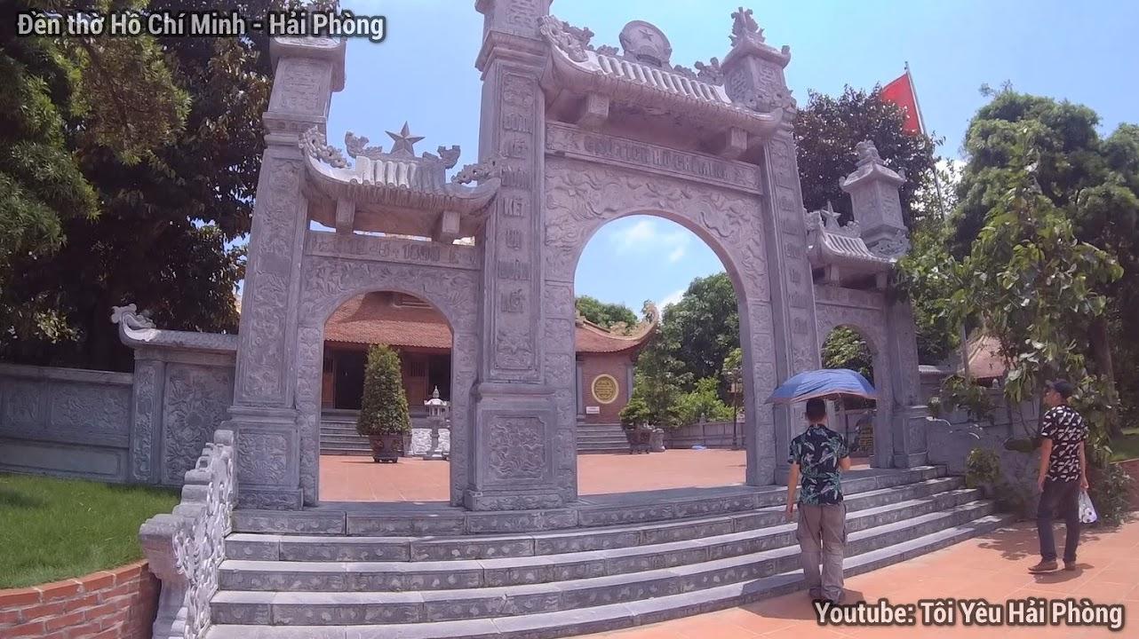 Nơi duy nhất có Đền thờ Bác Hồ tại Hải Phòng 4