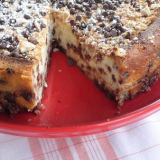 Nancy's Famous Cannoli Cream Cheesecake