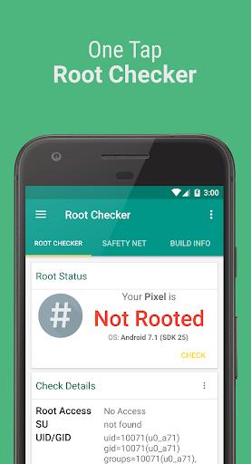 Root Checker 3.2.8 screenshots 1